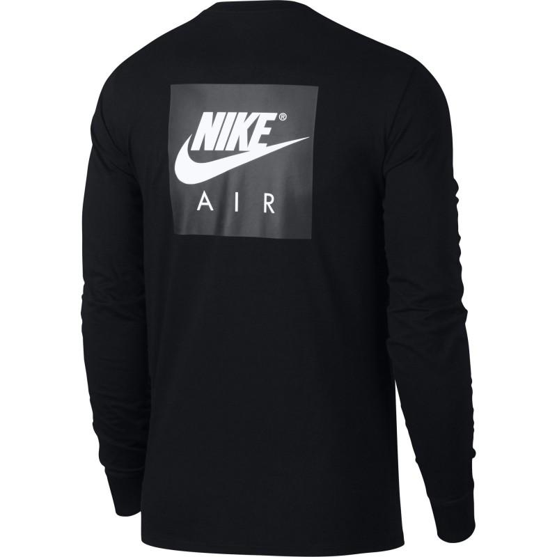 T-shirt maniche lunghe Nike sportswear Nsw tee air 2 893392-010