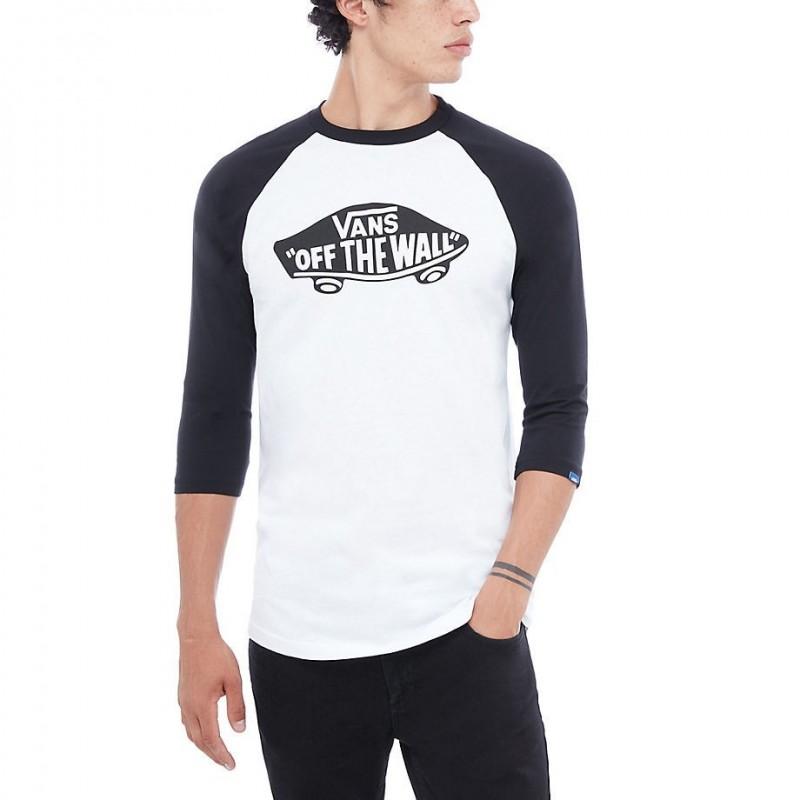 T-shirts Vans Otw raglan VXXMYB2