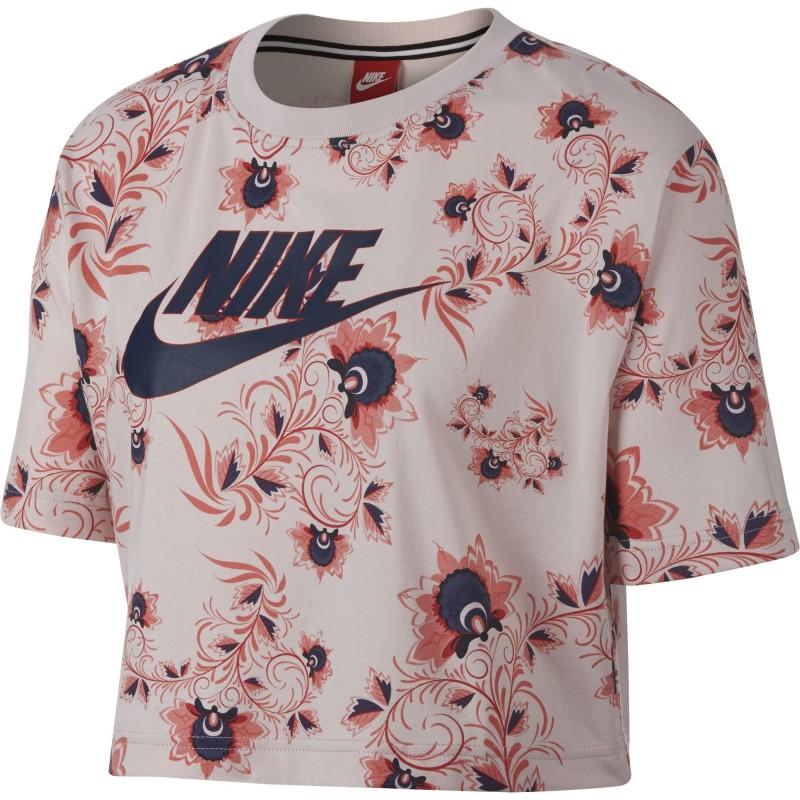 Nike sportswear T-shirts W nsw top 943334-699