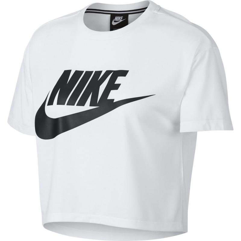 Nike sportswear T-shirts W nsw essential top AA3144-100