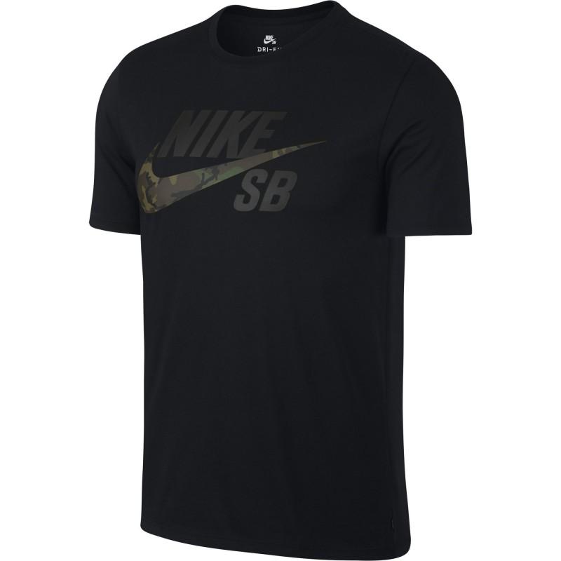 T-shirts Nike sb Dry tee dfc camo 892823-010