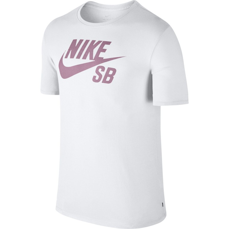 T-shirts Nike sb Logo tee 821946-102