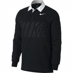 T-shirt maniche lunghe Nike sb Dry top rugby 885847-010