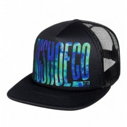 Dc Shoes Cappellino Trippy trucker ADYHA03541-WBB0