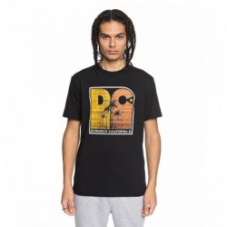 T-shirts Dc Shoes Sunset palm ss EDYZT03767-KVJ0