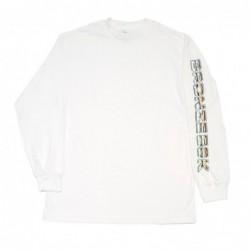 T-shirt maniche lunghe Bronze Shoulder lean l/s tee B56KSLLSTEE
