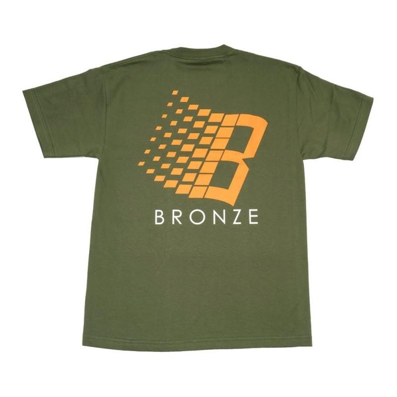 Bronze T-shirts Classic logo tee B56KCLOGOTEE