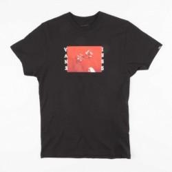 T-shirts Vans Bad valentine VA3H6MBLK