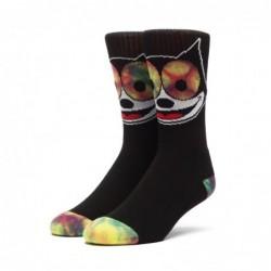 Calze Huf Felix hypnotize crew socks SK00278