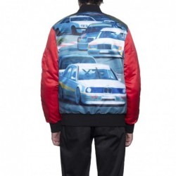 Giacche Huf Space race ma-1 jacket JK00071