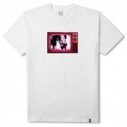 T-shirts Huf Scrambled tv logo tee TS00316