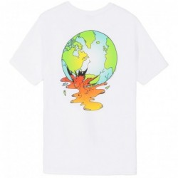 T-shirts Stussy Broken world tee 1904182