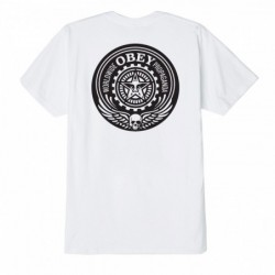 Obey T-shirt e maglie obey Obey skull and wings 165361682