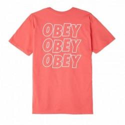 T-shirts Obey Obey jumble lo-fi 165361489