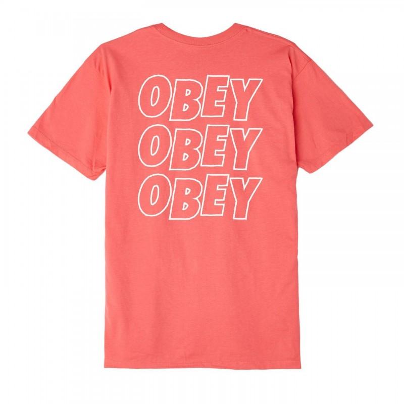 Obey T-shirt e maglie obey Obey jumble lo-fi 165361489