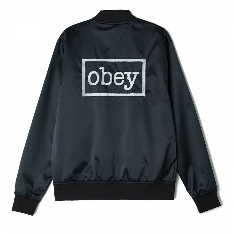 Giacche Obey Band jacket 121800321