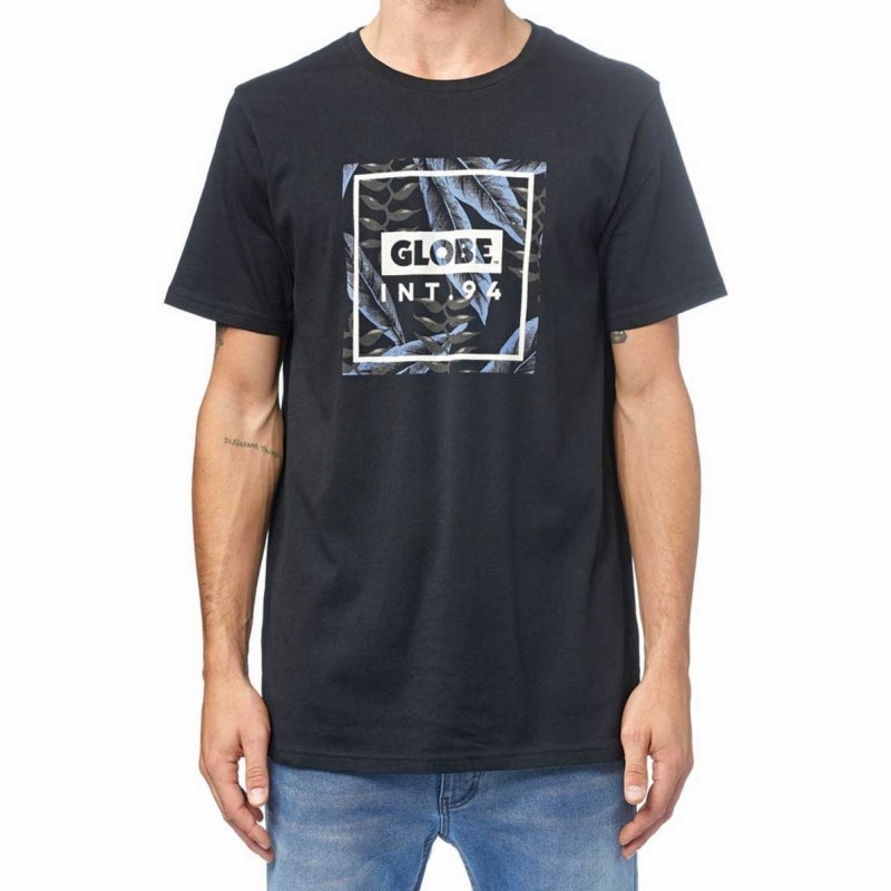 T-shirts Globe Framed tee GB01720004