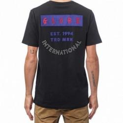 T-shirts Globe Fumanchu tee GB01720003
