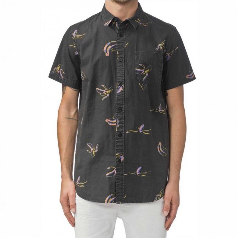 Camicie Globe Split ss shirt GB01714007