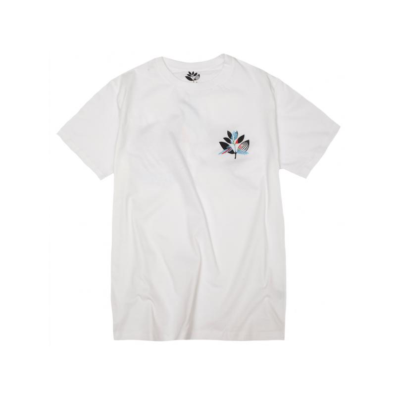 T-shirts Magenta skateboard Parrot tee MGNTEEPARROTW