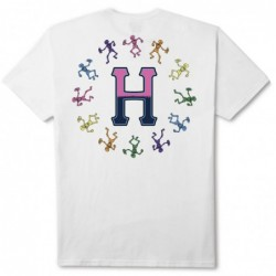 T-shirts Huf Owsley tee TS00308