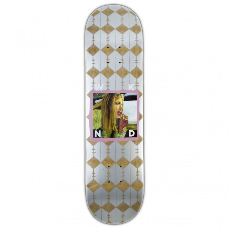 """Deck skate  Aj-babe series 8\\"""" WKNDABS8"""