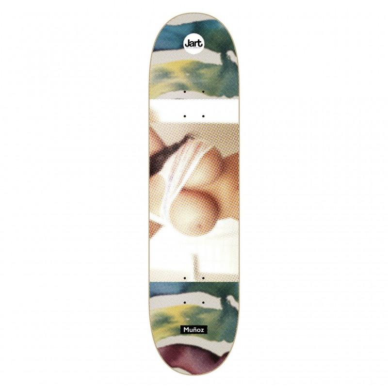 """Jart skateboards Deck skate Halftone 8.125"""" hc munoz JABP8A01-02"""
