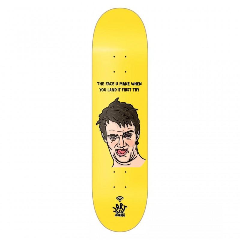 """Jart skateboards Deck skate The face u make when 8.25"""" JABL8A09-05"""