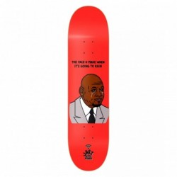 "Jart skateboards Deck skate The face u make when 8.375"" JABL8A09-06"