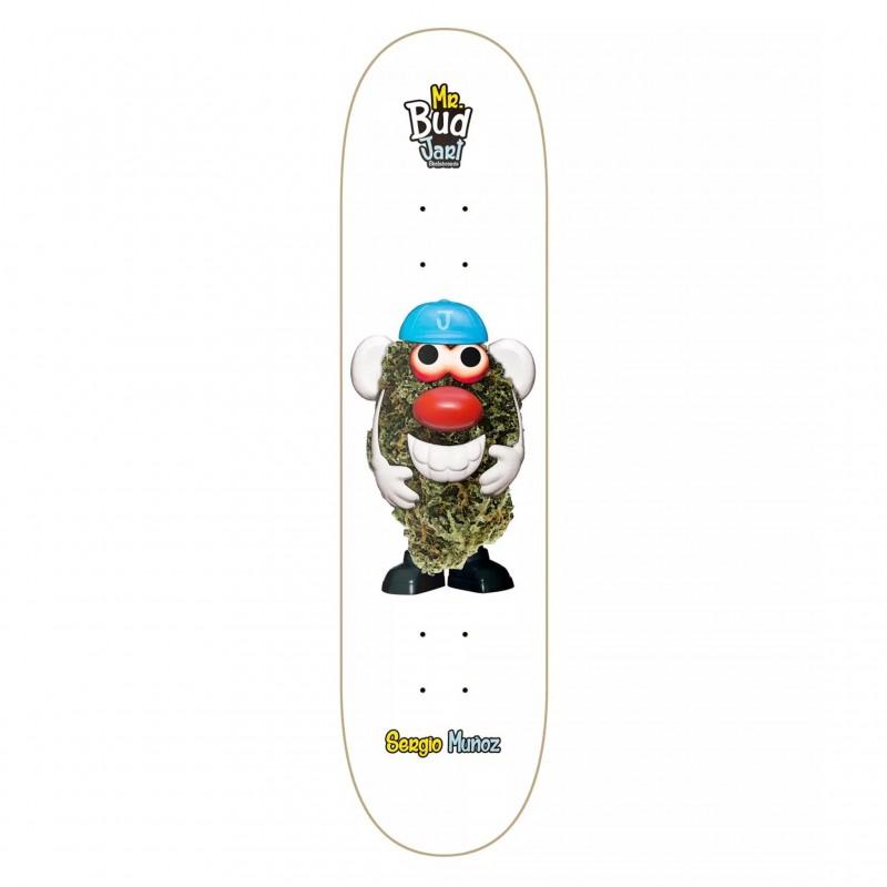 """Jart skateboards Deck skate Mr.bud 8.25"""" JABP8A03-02"""