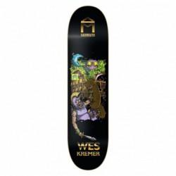 """Deck skate  Wes kremer \\""""7 wonders\\"""" 8.25\\"""" SMBP7B01-01"""