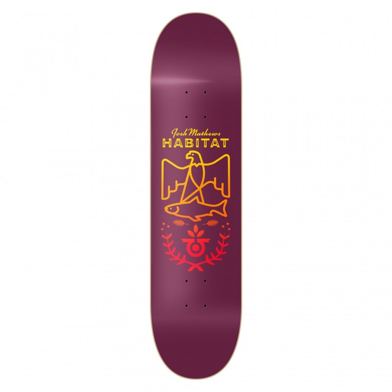 "Deck skate  Matthews sea eagle 8.25\"" HBBP7A01-07"