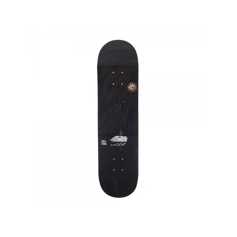 "Deck skate Magenta skateboard Dream series zach lyons 8.5\\"" MGNDREAMZL85"