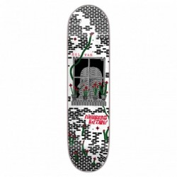 "NUMBERS Deck skate Silvas deck edition 4 8.3"" NUMED4SI83"