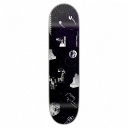"Deck skate NUMBERS Mariano deck edition 4 8.4\"" NUMED4MA84"
