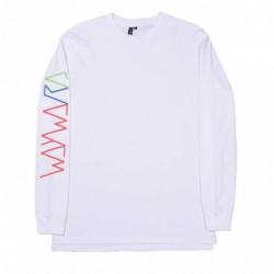 T-shirt maniche lunghe Wayward wheels Drifterr ls t-shirt WMA1802P02