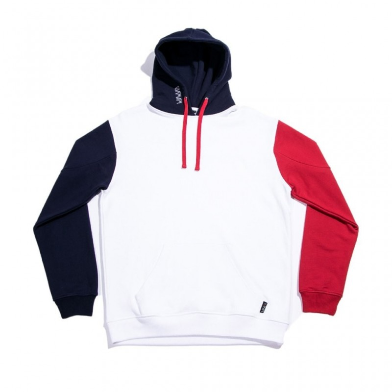 Felpe cappuccio Wayward wheels Palmetto pullover hoodie WMA1815C01
