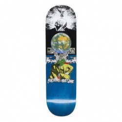 """Deck skate Fucking awesome Terp frog 8.5\\"""" FATEFG85"""
