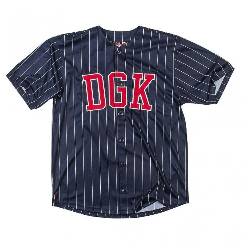 T-shirts Dgk Grounder custom baseball jersey E18DGKGROCUNA