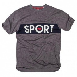 T-shirts Dgk Sport custom s/s knit E20DGKSPOCUSHG