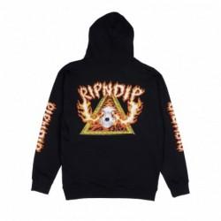 Ripndip Felpe cappuccio Inferno pullover sweater RND2232