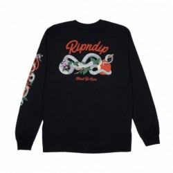 T-shirt maniche lunghe Ripndip Serpent l/s RND2238