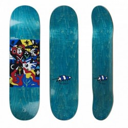 "Polar Deck skate Underwater kingdom 8.25"" POLORUK825"