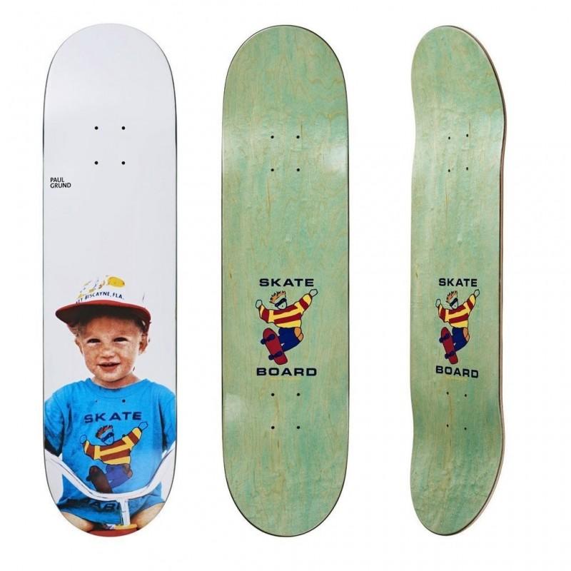 "Deck skate Polar Kiddo 8.125\\"" POLPGK8125"