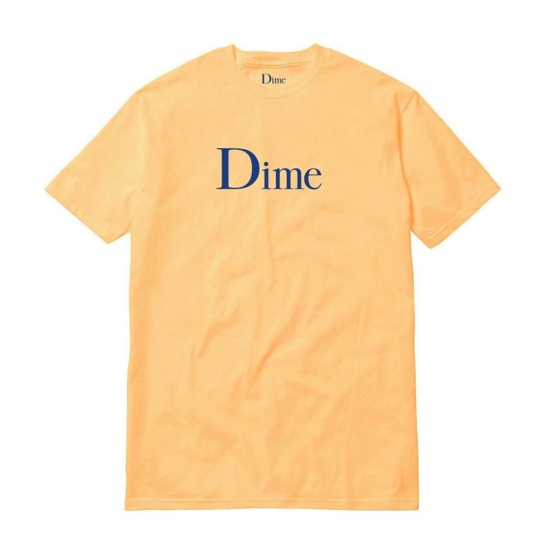 T-shirts Dime mtl Dime classic logo t-shirt DIMES1802