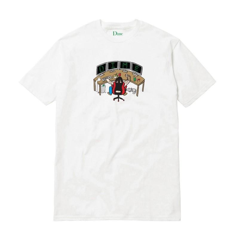 T-shirts Dime mtl 1337 t-shirt DIMES1806