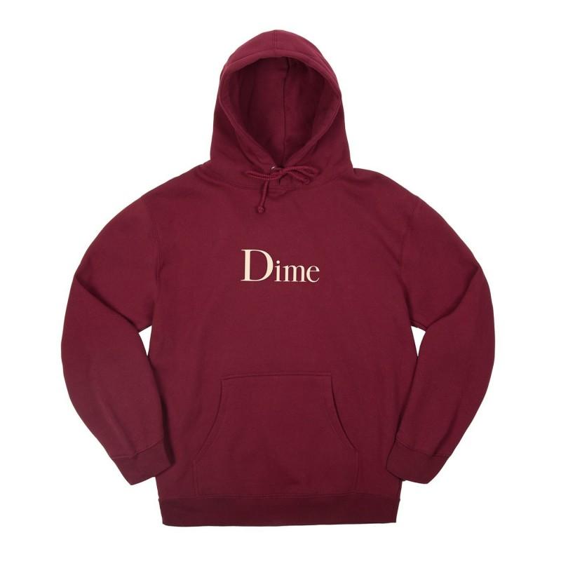 Dime mtl Felpe cappuccio Dime classic logo hoodie DIMES1826