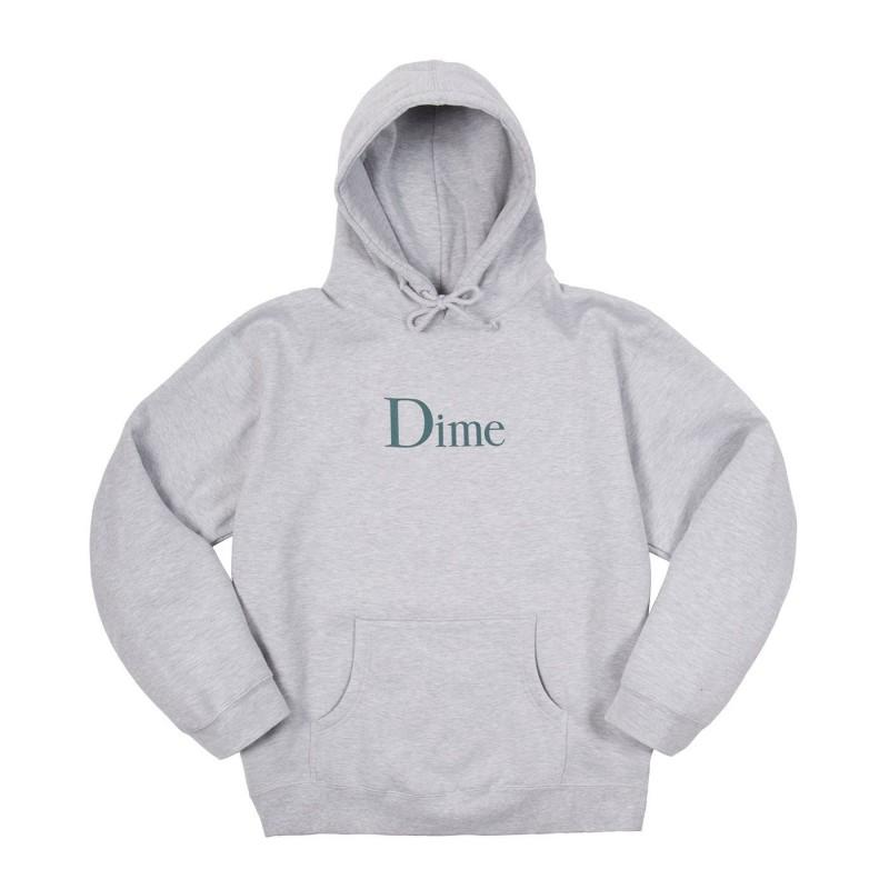 Felpe cappuccio Dime mtl Dime classic logo hoodie DIMES1826