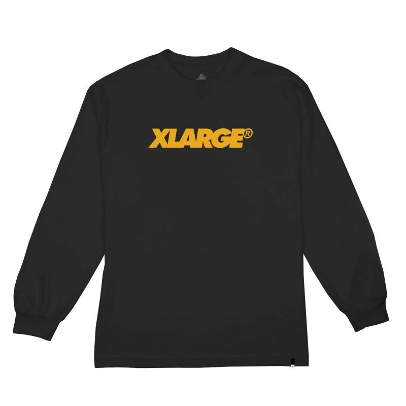 X-large T-shirt maniche lunghe Og lockup ls tee M18Z1401