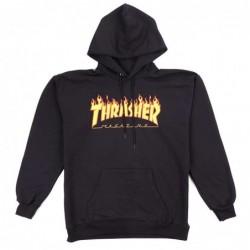 Felpe cappuccio Thrasher Flame hood 312007